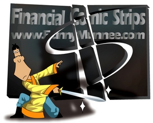 Funny Munnee - Financial Comic Strips