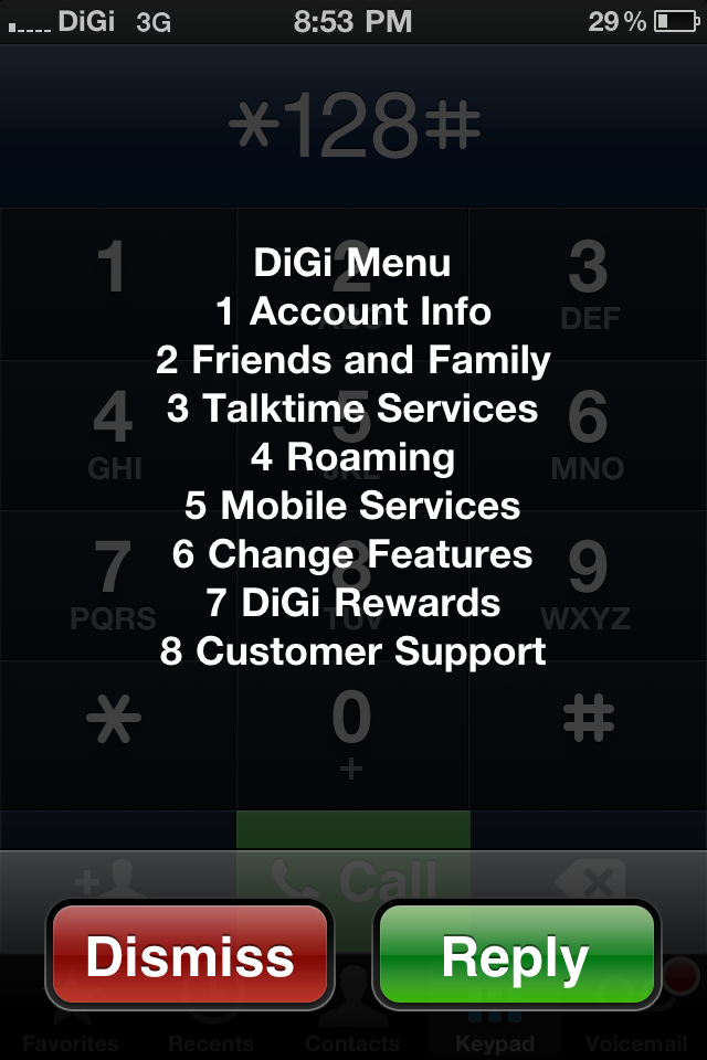 Reply 5 (Mobile Services)