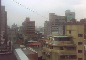 Taipei buildings