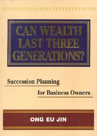 Can Wealth Last Three Generations?