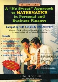 A No Sweat Approach to Mathematics in Personal and Business Finance
