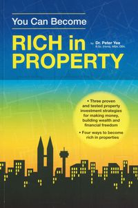 You can become rich in property