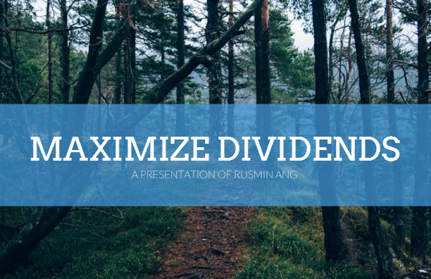 How to Build Your Own Dividend Machines and Earn Passive Dividend Income for Life!