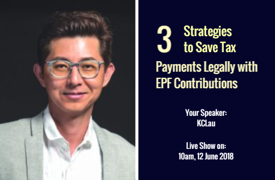 Three Strategies to Reduce Tax Payments Legally with EPF Contributions