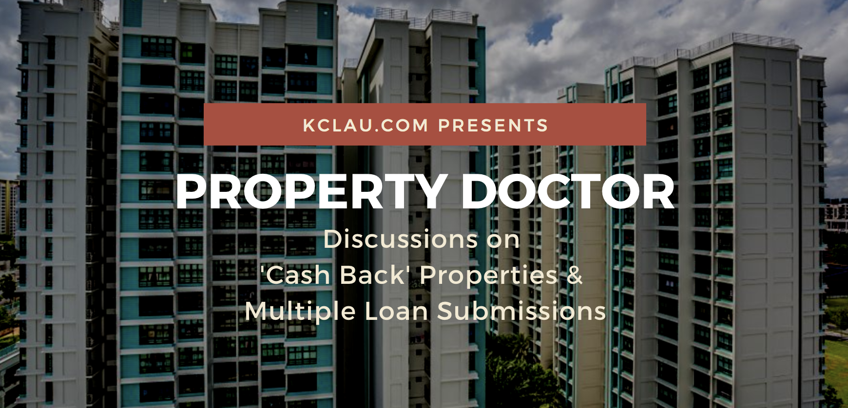 Debunked: Are 'Cash-Back' Projects & Multiple Loan Submissions the Fastest Way to Property Investment Success Today?