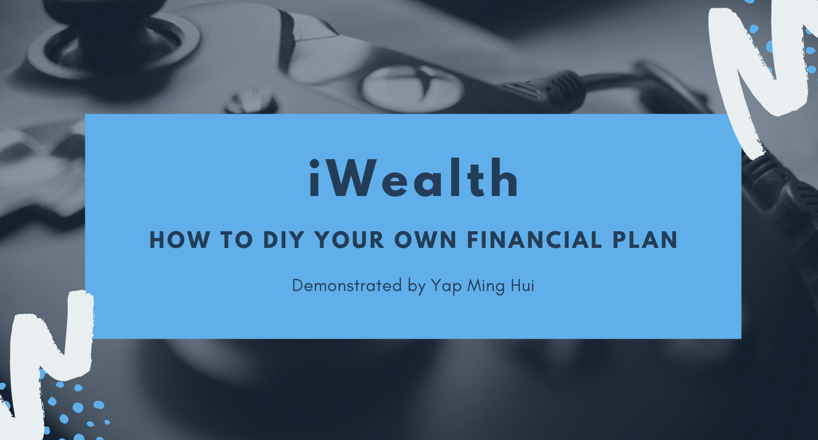 DIY Financial Plan with iWealth