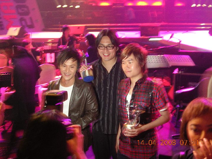 photo of 3 best song writers in Malaysia
