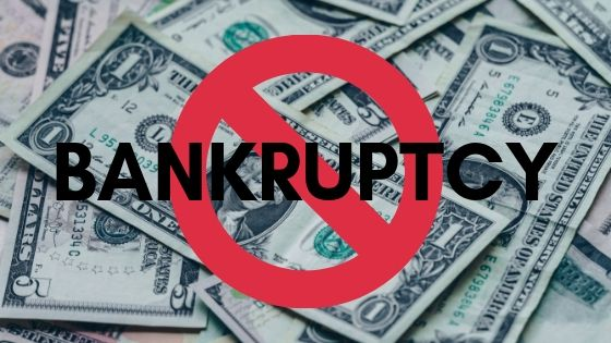 Bankruptcy: Not a Personal Choice