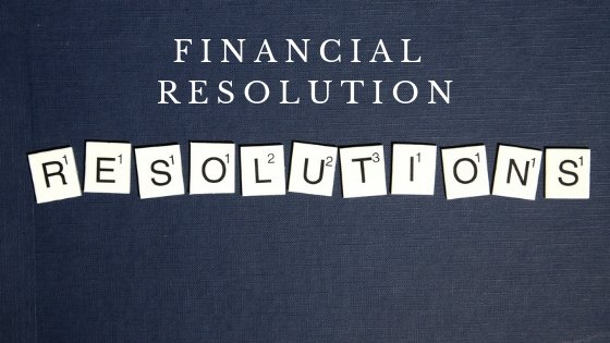 Jump-start Your 2016 with Meaningful Financial Resolutions for the New Year