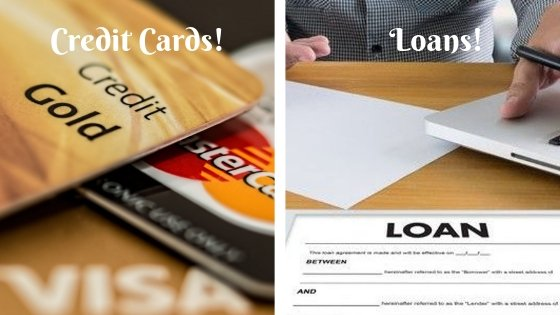 3 Simple Steps to Shop for the Best Credit Cards and Personal Loans Deals Safely & Conveniently