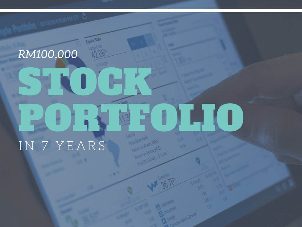 How a Shift in Money Priority Can Speed Up the Building of a RM 100,000 Stock Portfolio by 7 Years?