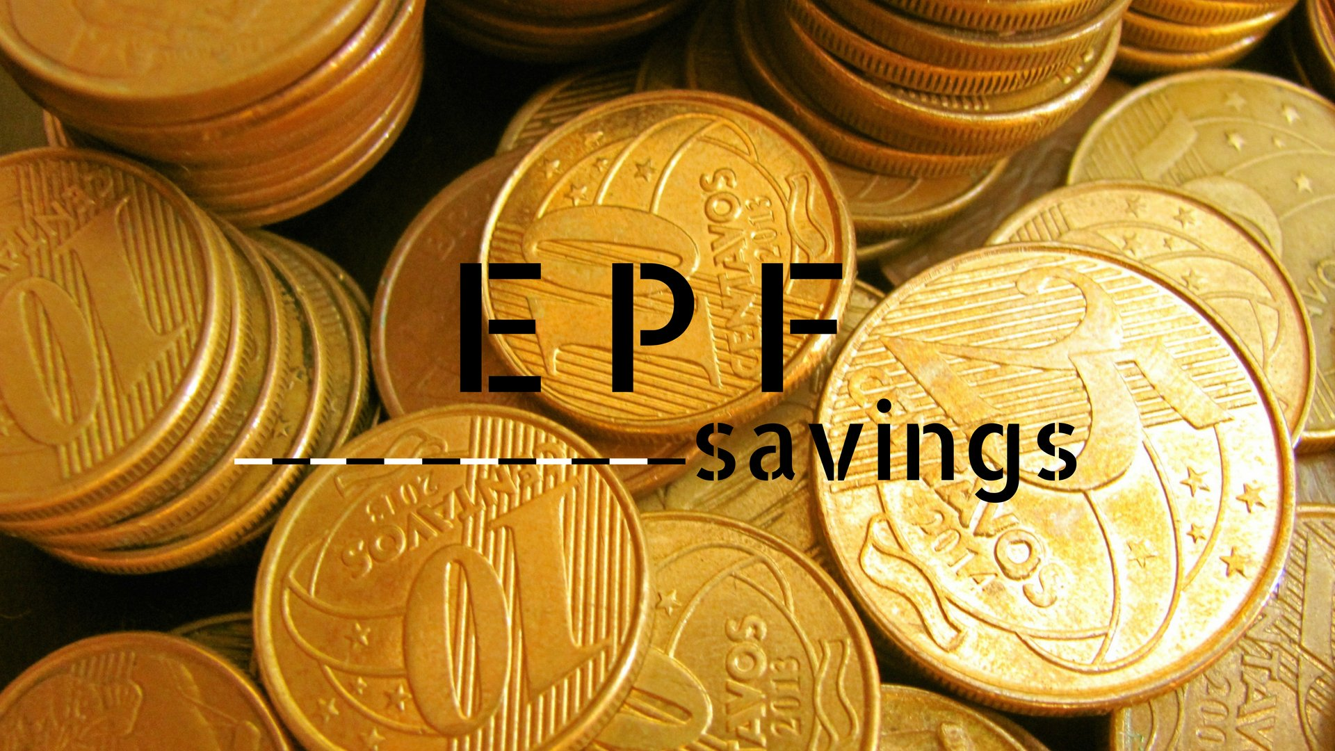 What CAN You Do With Your EPF Savings?