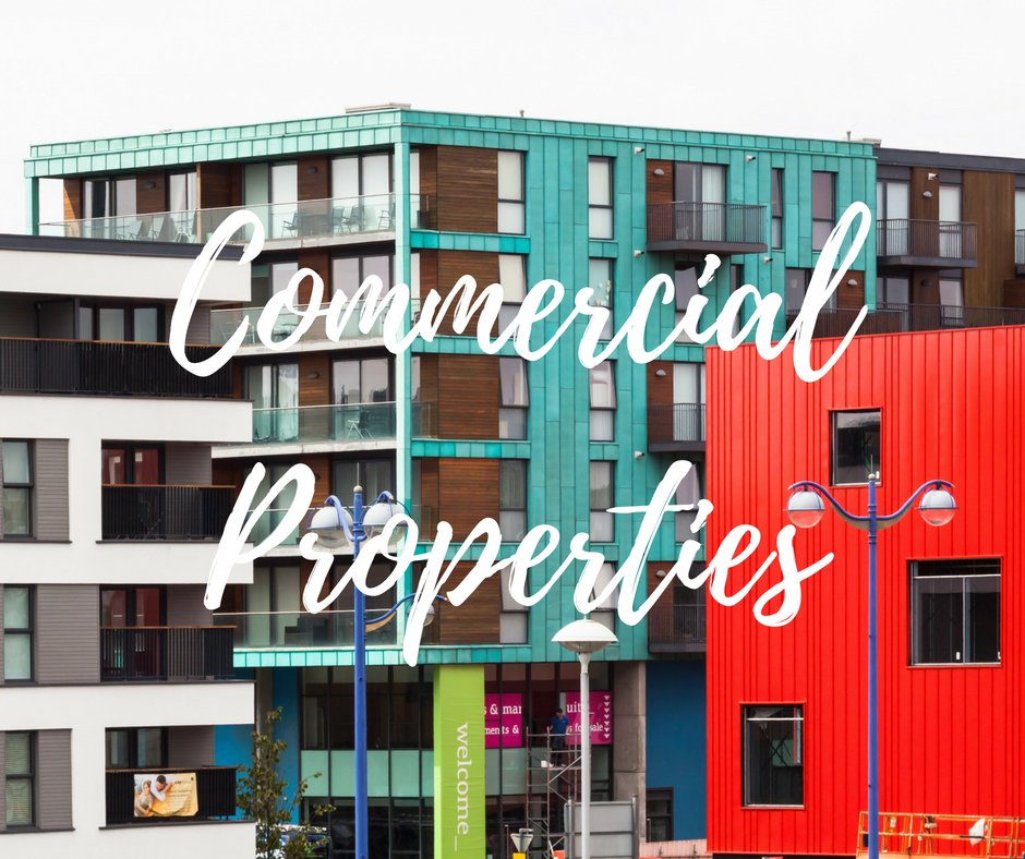 5 Quick Reasons to Invest in Commercial Properties