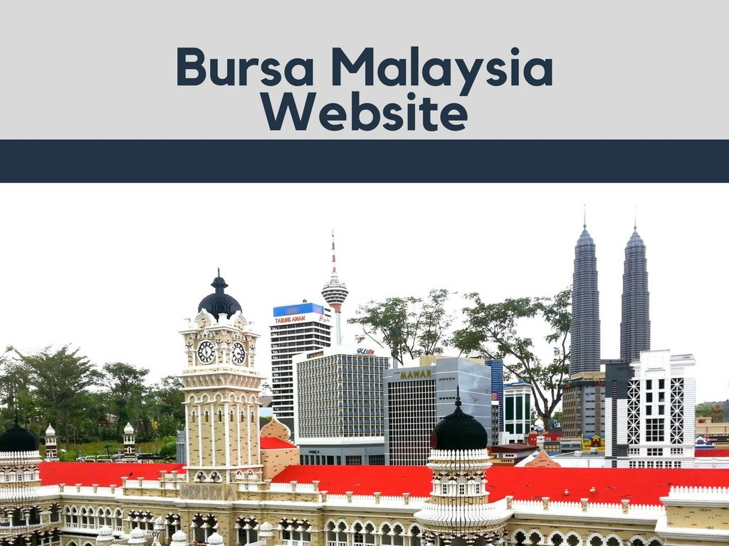3 Simple Ways to use the Bursa Malaysia website