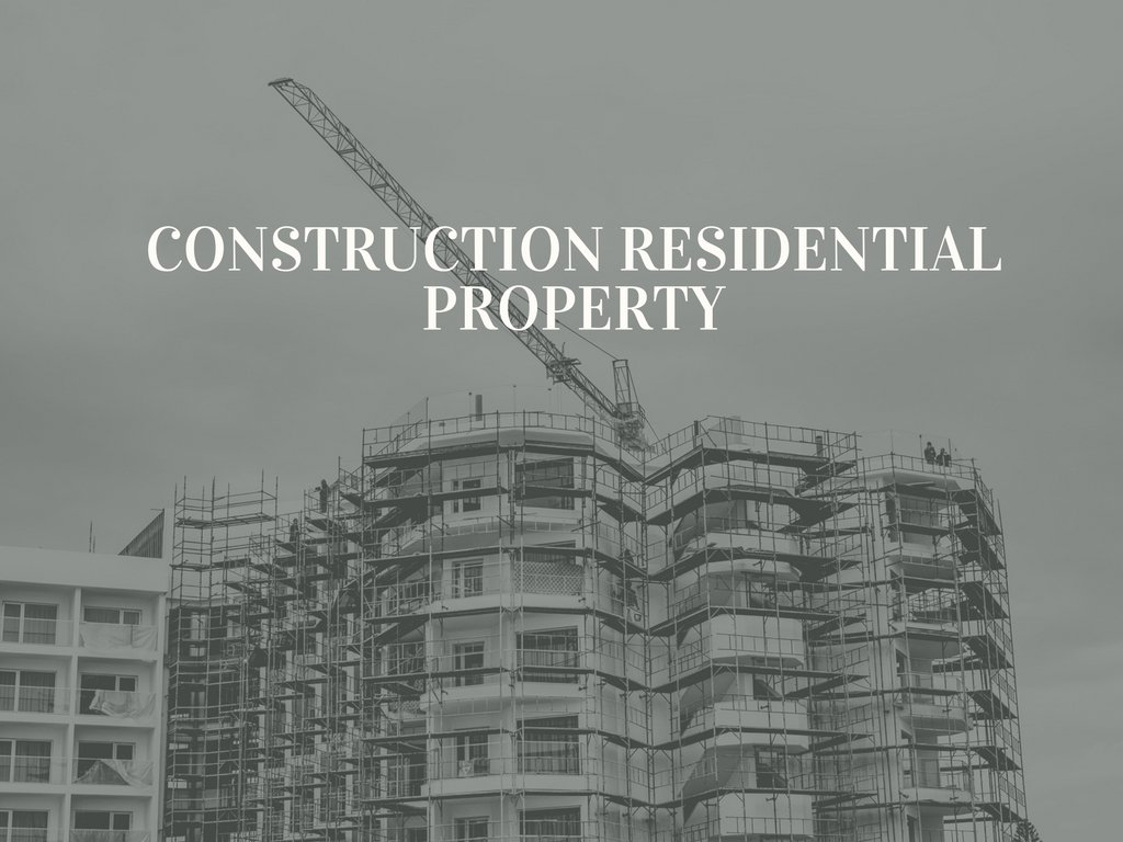 5 Things to Consider before Investing in an Under Construction Residential Property