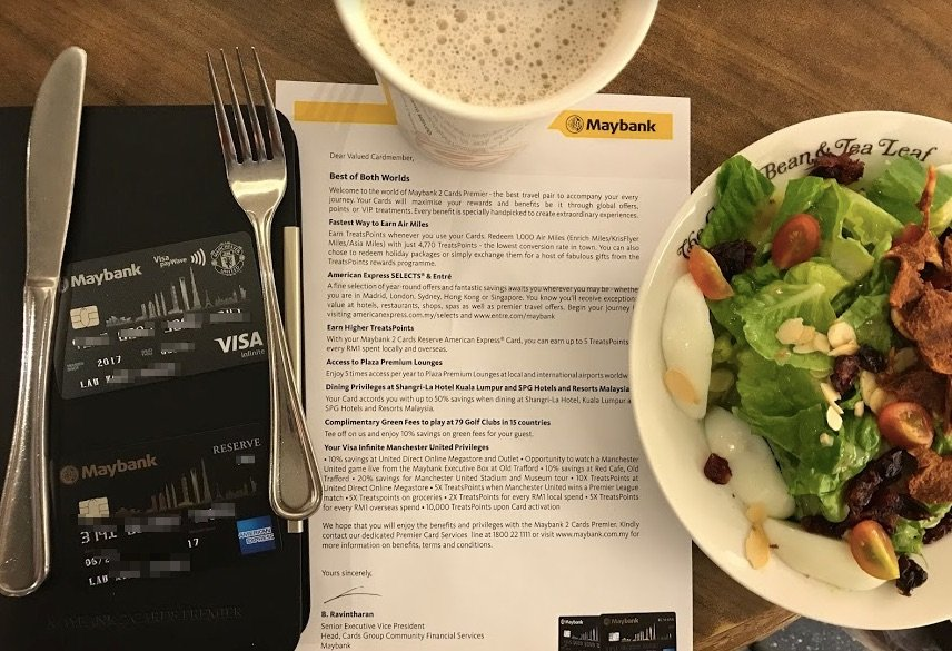 Dining Discount up to 50% for Maybank AMEX