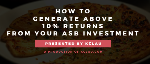 How to Get Above 10% Returns from Your ASB Investment