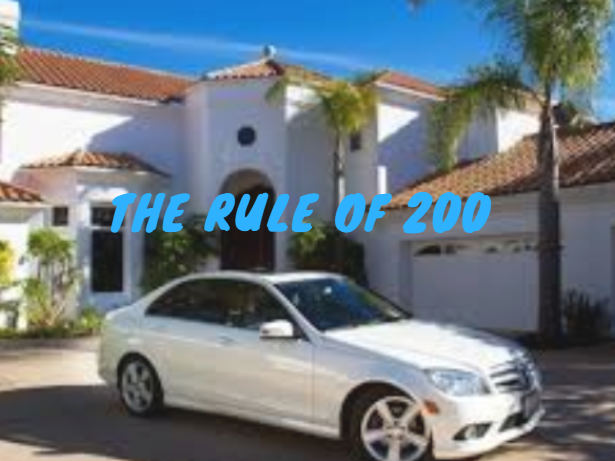 The Rule of 200