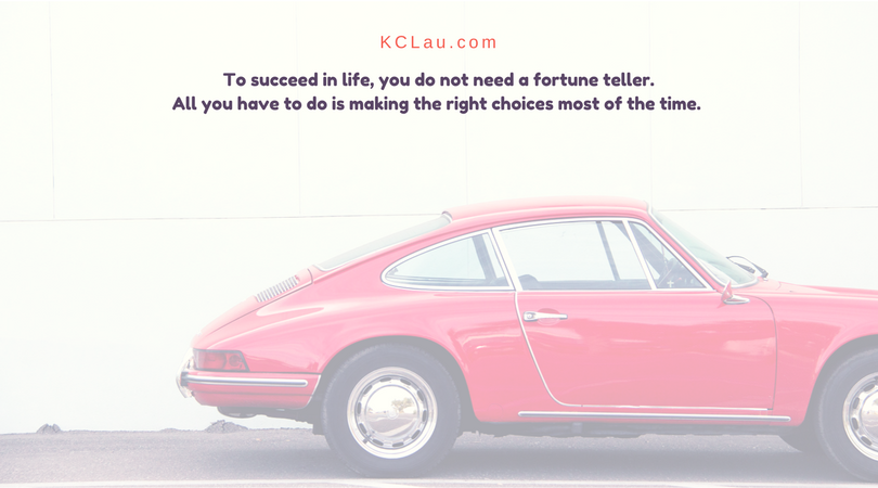 The ONLY CAR in Your Life…