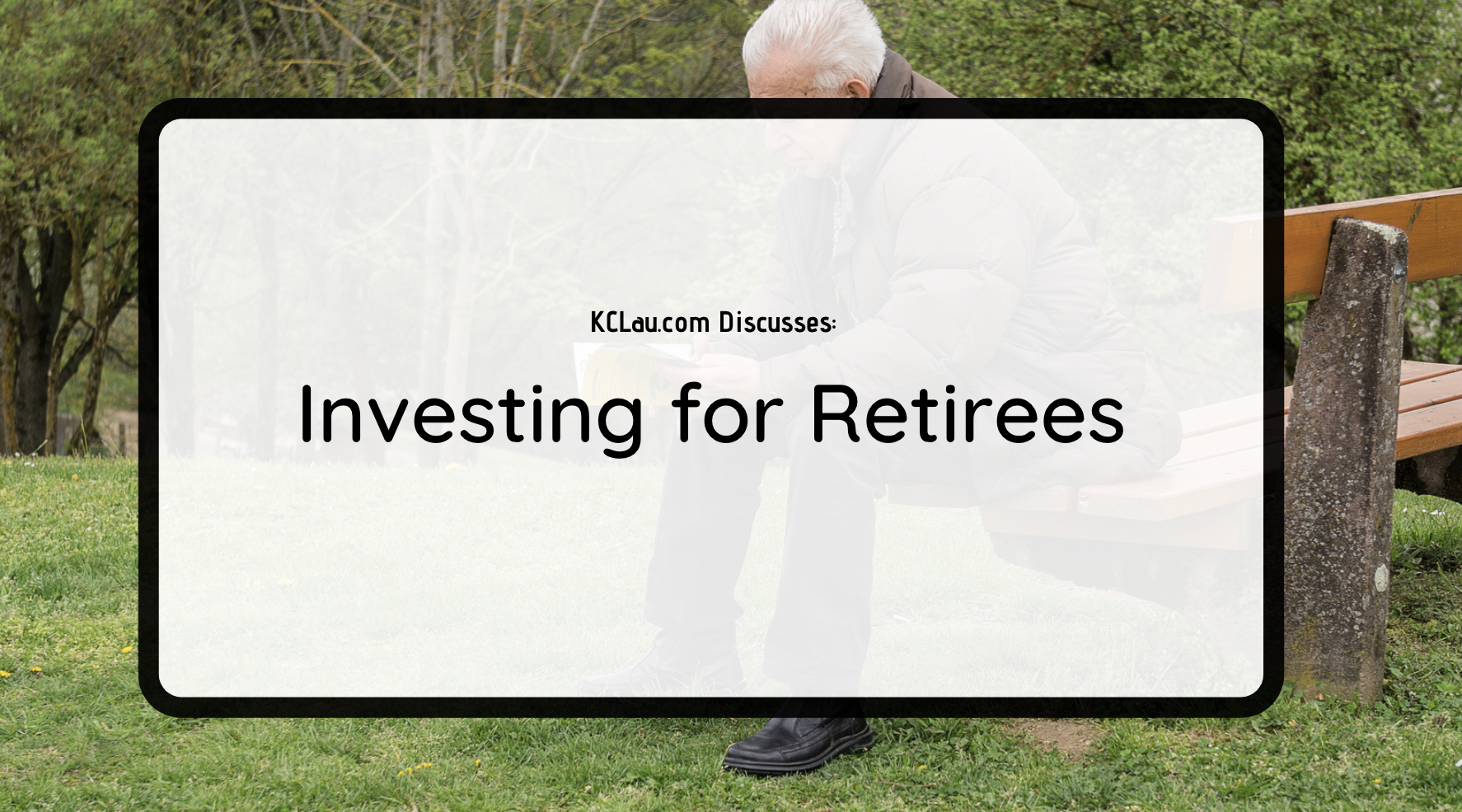 Investing for Retirees